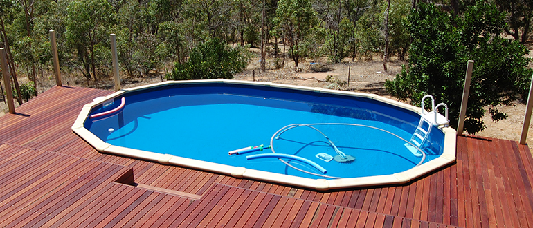 Spa & Pool Decking