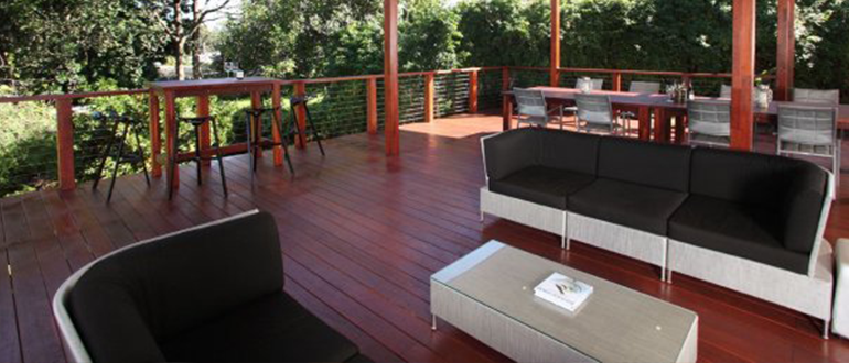Timber Decking Installers in Perth