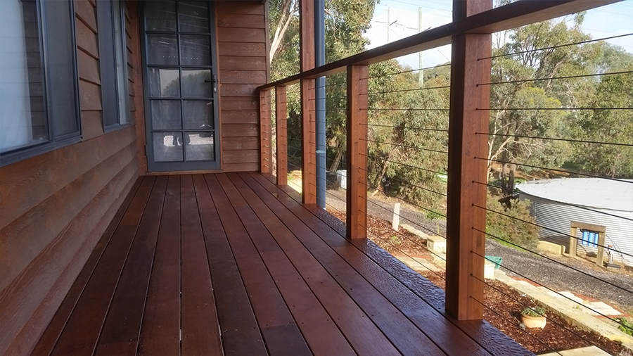 Elevated Decks Amp Second Story Decks Wa Timber Decking