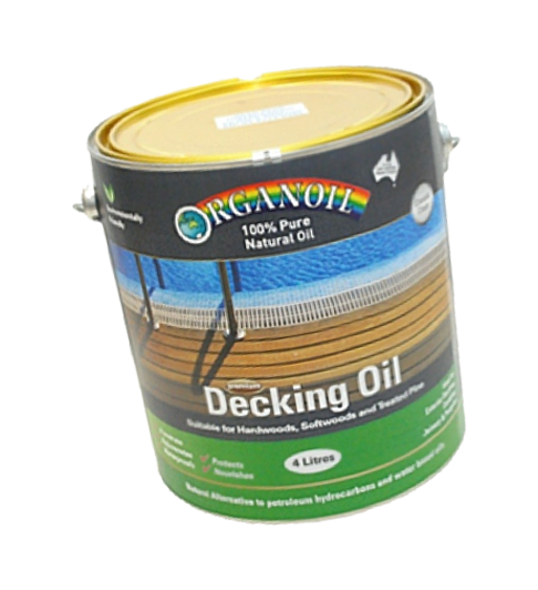 Deck Sealer Perth