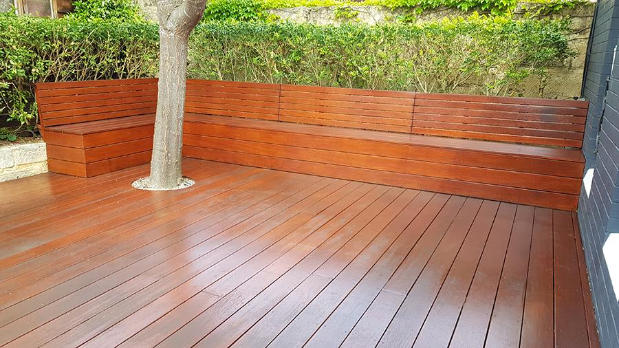 Merbau Hardwood Decking