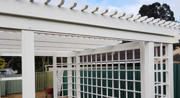 Outdoor Pergolas