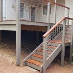 Merbau Staircase