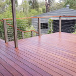 Renovated Merbau Decking