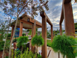 Garden Festival Ironbark Deck