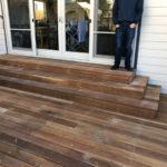 Ironbark Deck