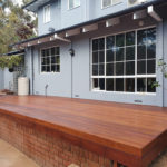 Merbau Deck Repair
