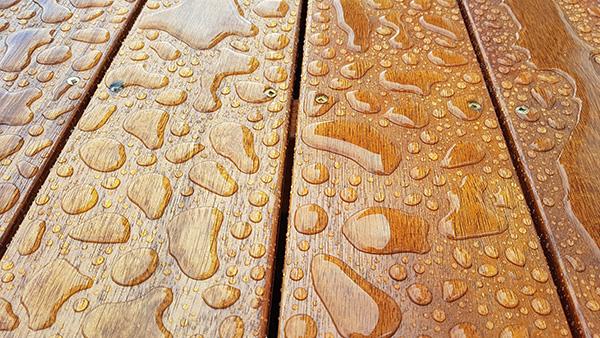 Timber Decking Maintenance