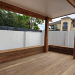 Weathered Ironbark Deck