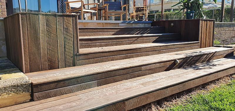 Ironbark Stairs