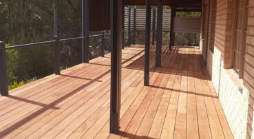 Timber Decking Quote