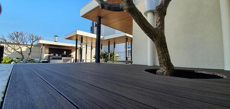East Perth Deck