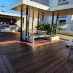 Rooftop Composite Decking