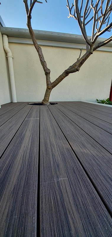 Composite Commercial Decking