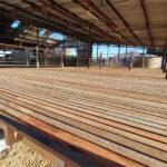 Ironbark Shed Floor