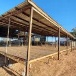 Farm Ironbark Deck