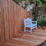 Hardwood Timber Screens