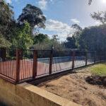 Merbau Poolside Deck